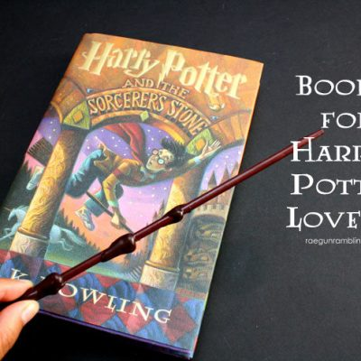 100+ Books for Harry Potter Fans
