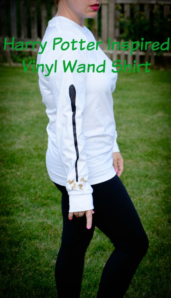 love this idea for a subtle Harry Potter inspired wand sleeve. Easy diy tutorial.