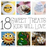 Sweet treats for kids. Fun dessert recipes