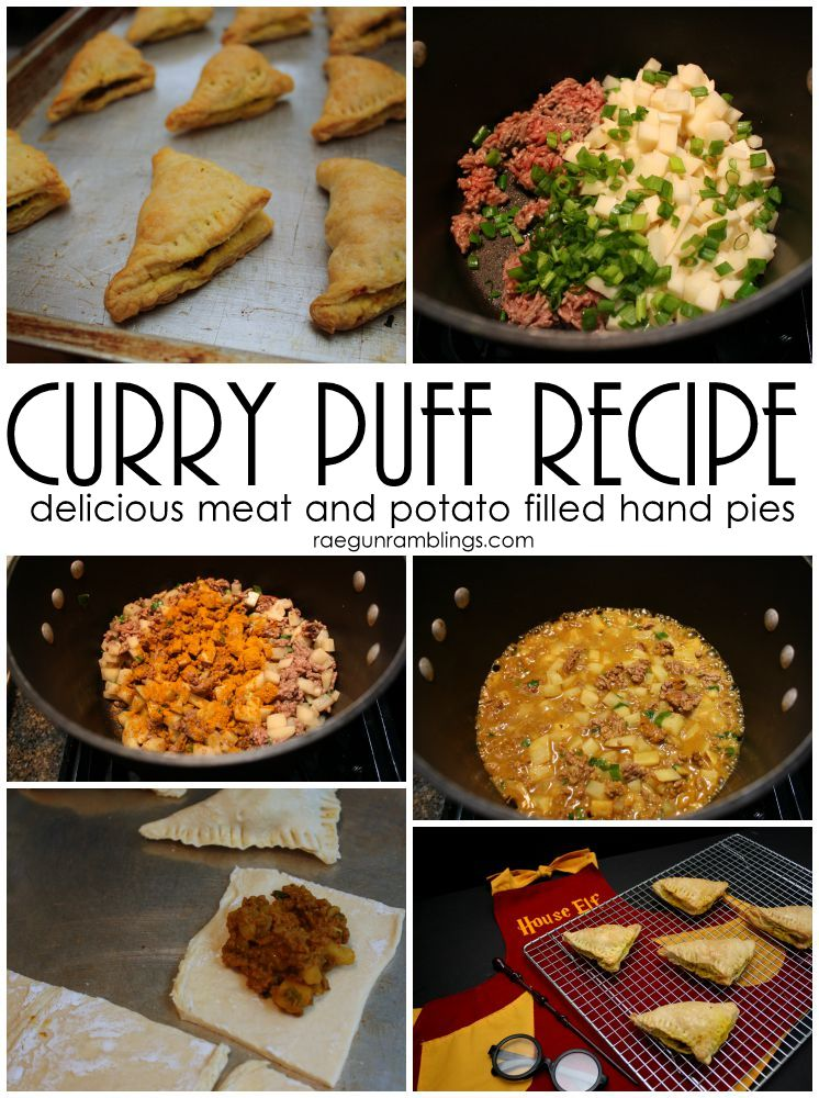 This curry puff recipe so good. Everyone always asks for the recipe at parties