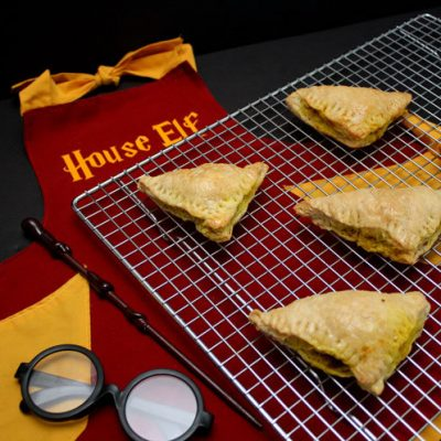 Hogwarts House Elves Curry Puff Recipe