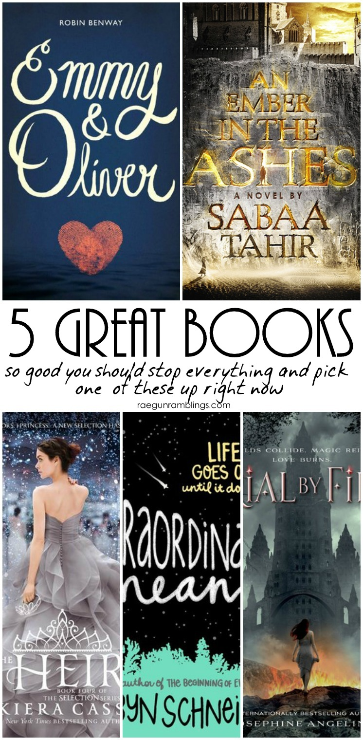 books read ya right reading titles awesome raegunramblings super authors sound these drop