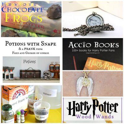 Happy Harry Potter Day 5
