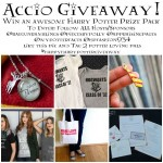 Happy Harry Potter Instagram Giveaway