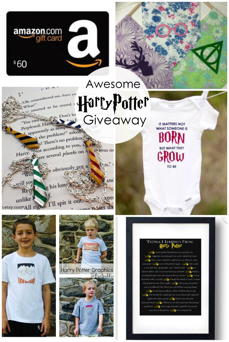 Awesome Harry Potter Giveaway