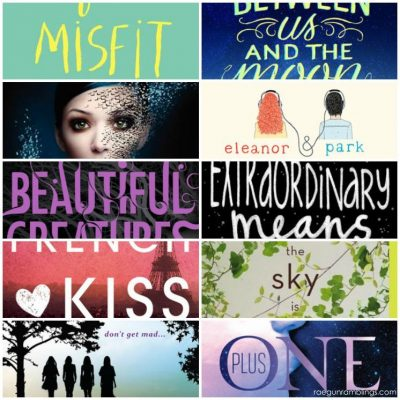 10 Awesome YA Back to School Reads