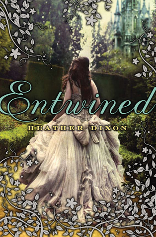 entwined fairytale retelling