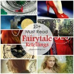 These books all look awesome. creative fairytale retellings mostly young adult