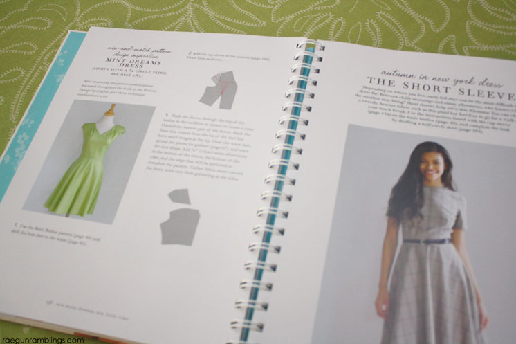 Sew Many Dresses Book review