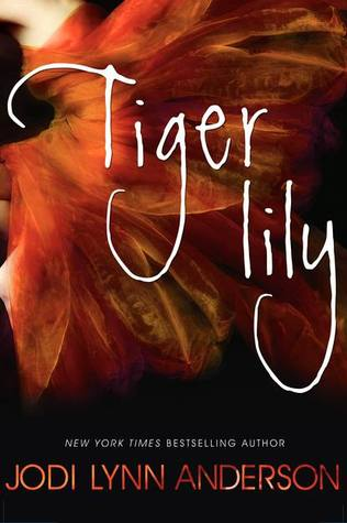 tiger lily Peter pan retelling book