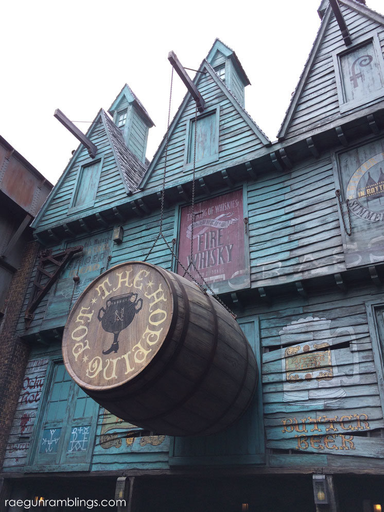 tour of the wizarding world of harry potter