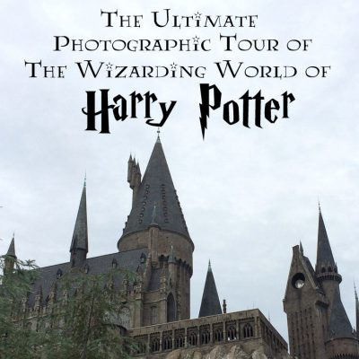 Photo Tour of the Wizarding World of Harry Potter