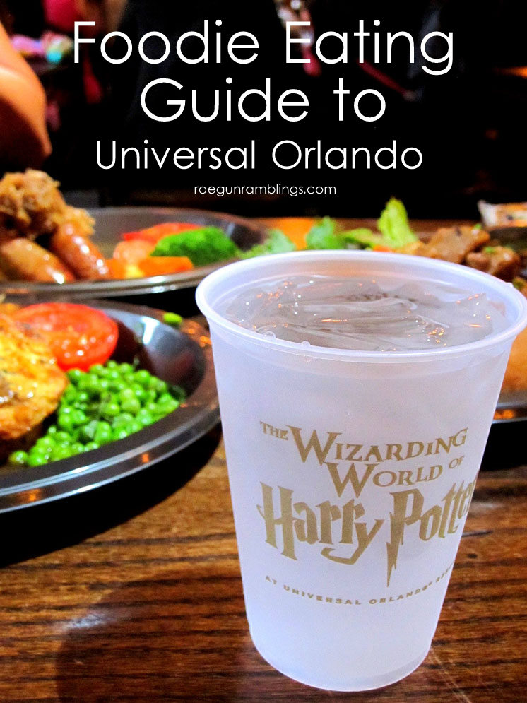 What To Eat At Universal Orlando And The Wizarding World Of