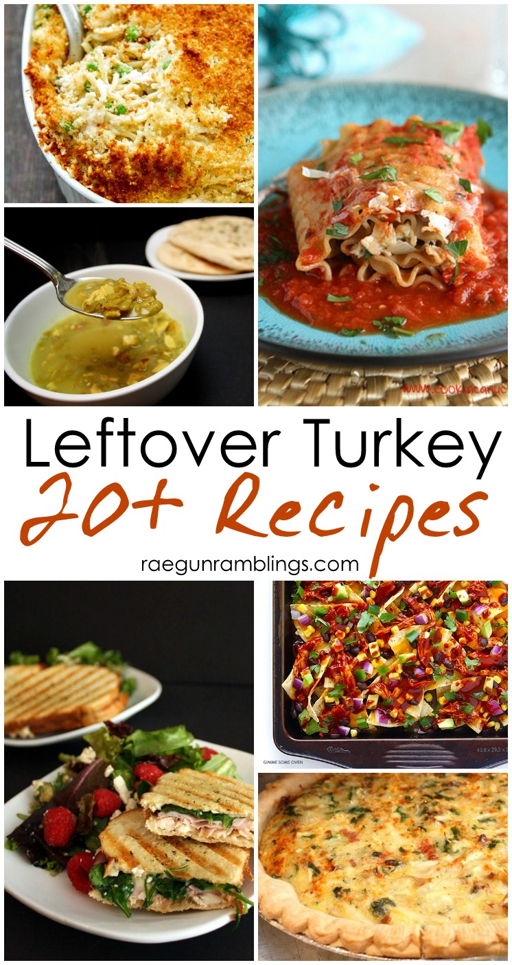 20+ leftover turkey recipes. great for thanksgiving and rotisserie chickens (all fast and delicious)