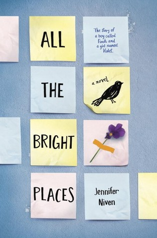 all the bright places book review. this is a must read
