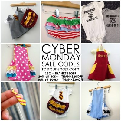 CYBER MONDAY SALE CODES