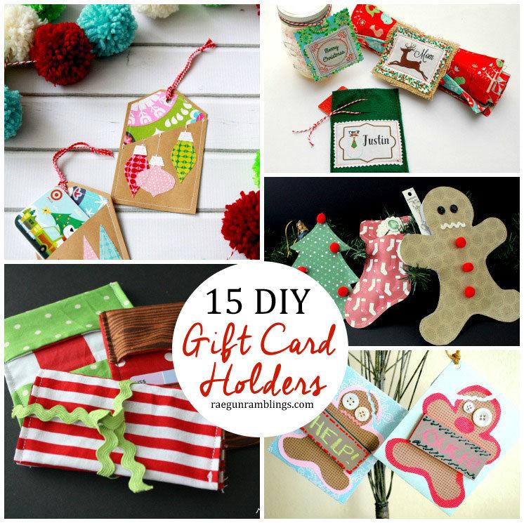 15 diy gift card holders  rae gun ramblings