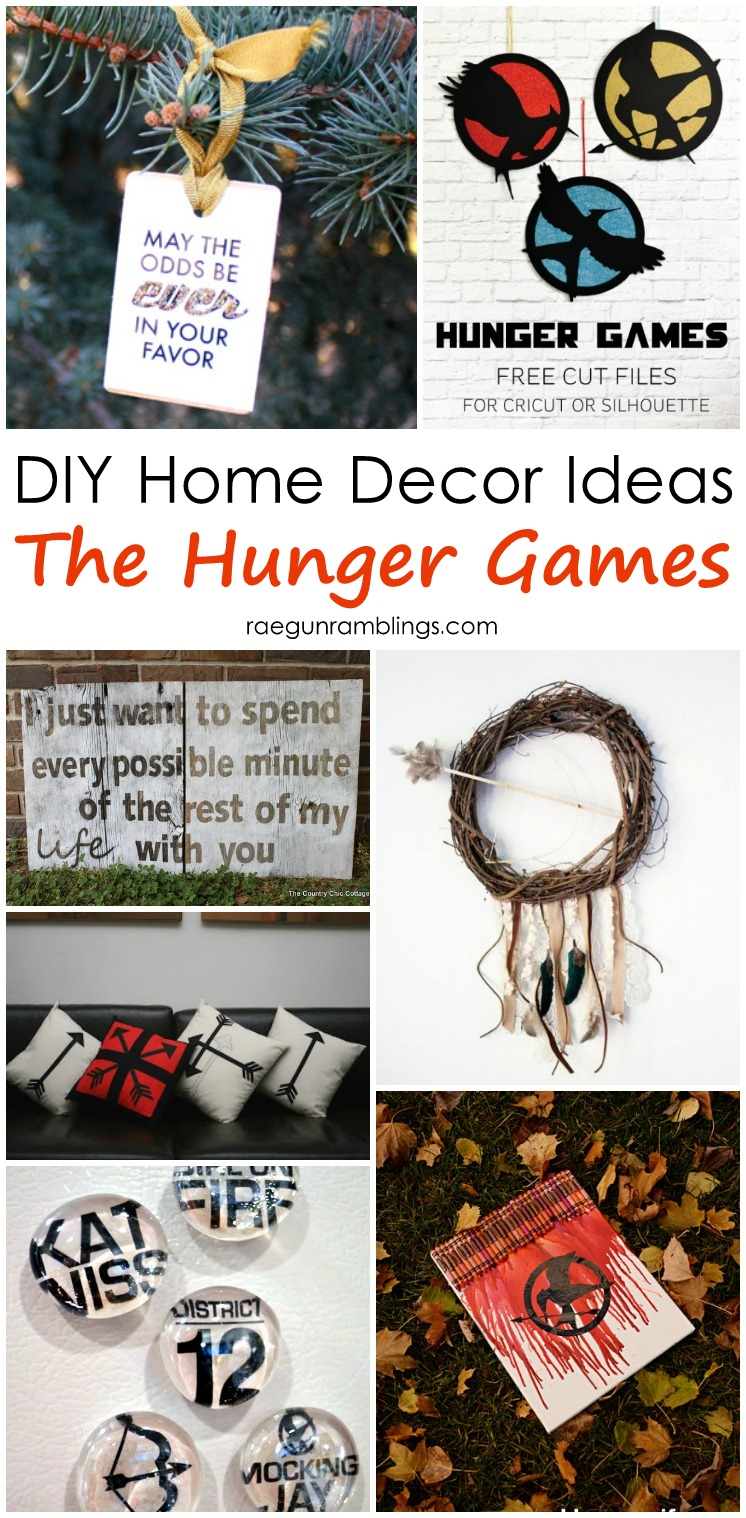 Hunger Games Room Decor Ideas