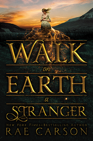 walk on earth a stranger book review