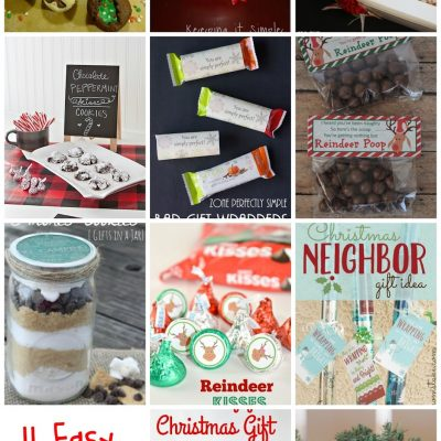 11 Easy Neighbor Gift Ideas and Block Party