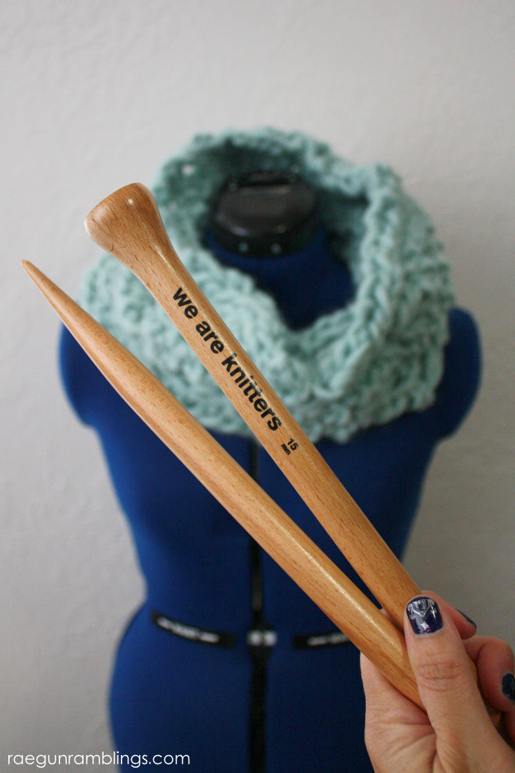 Teach yourself to knit. THis is how I did it and loveeed it!