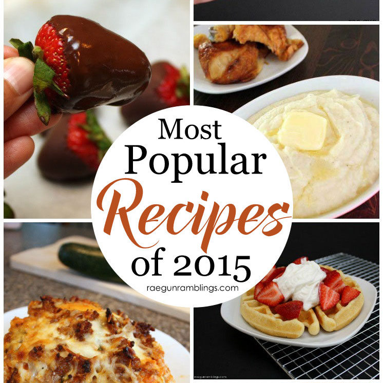 Love all of these that I've tried. Can't wait to try all these quick easy recipes.