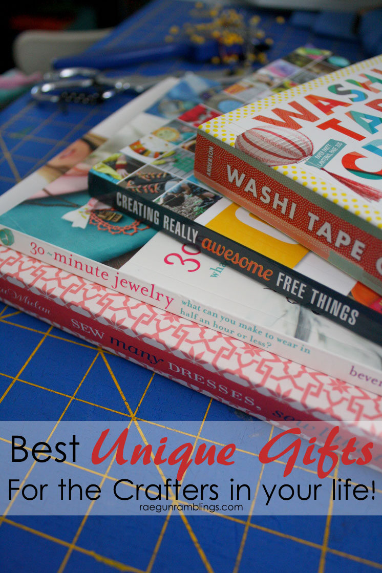 Best unique gifts for crafters rae gun ramblings such a great list i want all of this stuff and i wouldnt have solutioingenieria Image collections