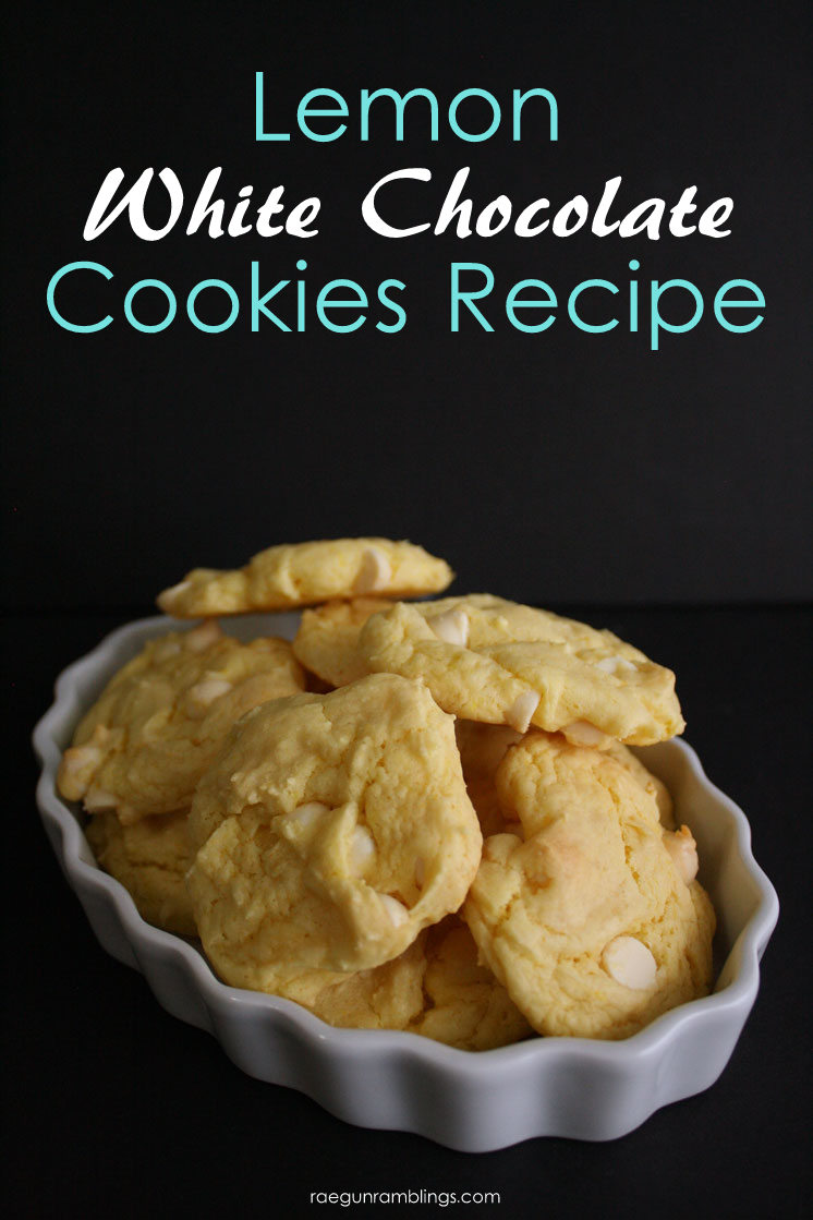 THese are a new fav. Only 4 ingredients and SUPER easy. Great cookie recipe for cookie exchange and potlucks
