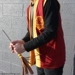 DIY 1 hour Quidditch jersey tutorial. Easy Harry Potter costume tutorial