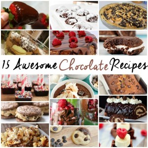 15 diverse chocolate recipes great for any mood or diet