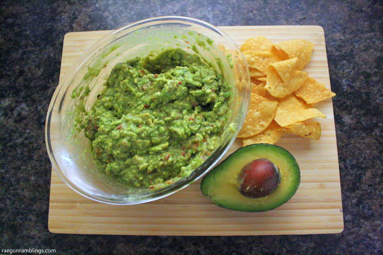 This guacamole is so easy and delicious you won't believe the secret ingredient