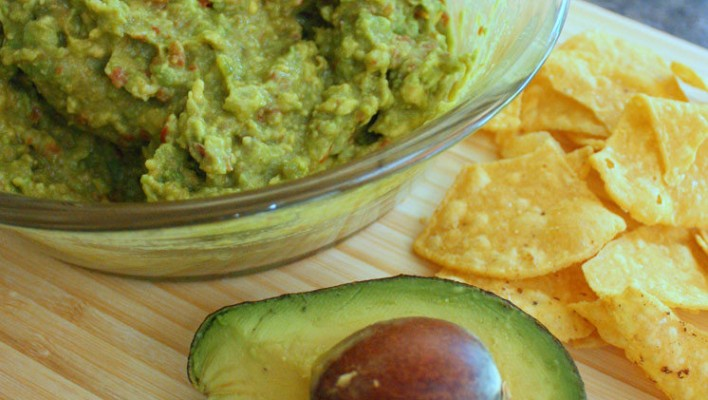 World's Best Guacamole Recipe