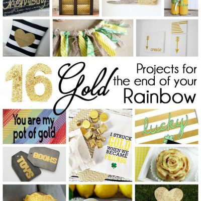 16 Gold Projects and Block Party