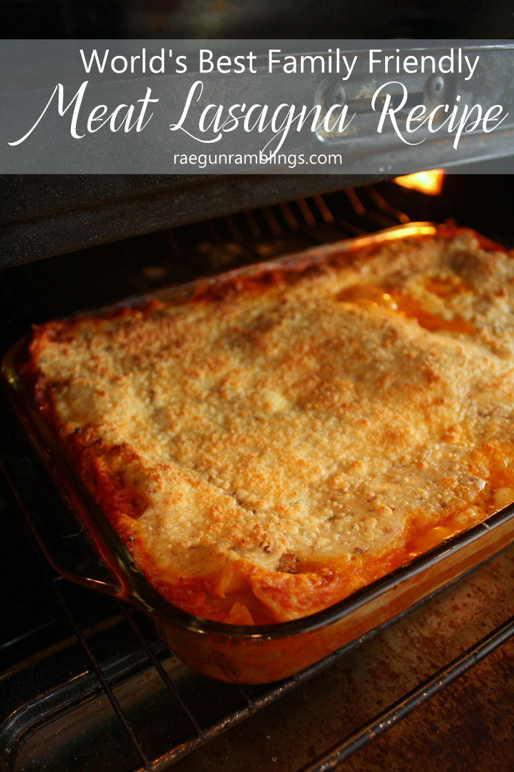 It's a keeper. This is super good and freeze great. Probably the best meat lasagna recipe I've tried. Will be making it again.