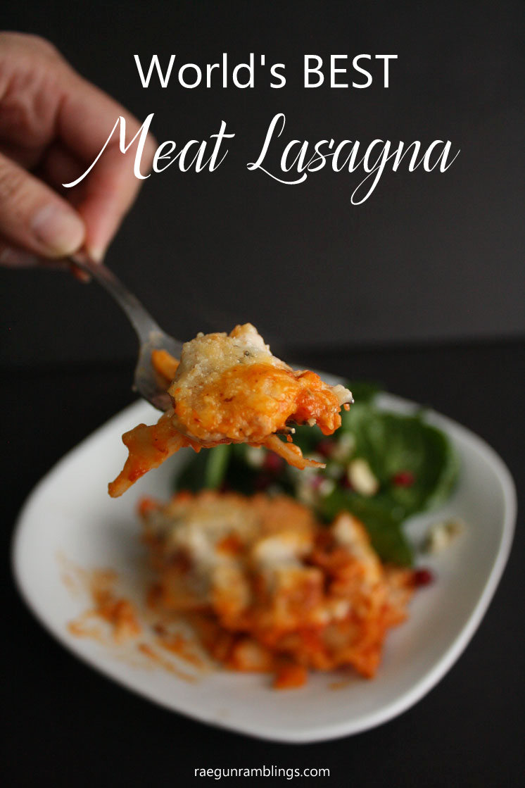 Made this last night SO good. Definitely the best meat lasagna recipe. Really good dinner comfort meal and also freezer friendly