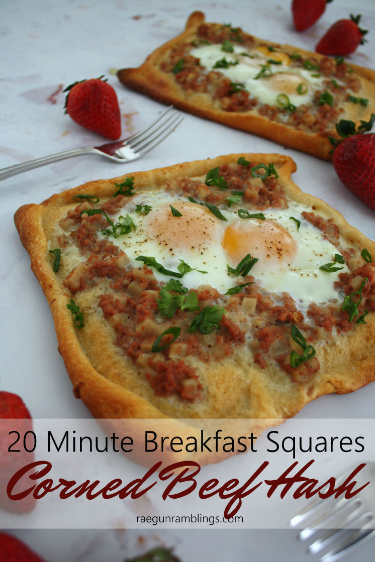 It's a keeper. Made these this weekend a great easy brunch recipe. Love the combo of corned beef hash and eggs.