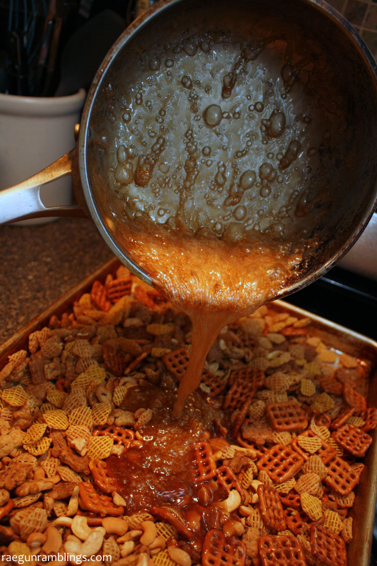Hands down the best Chex crispex snack mix recipe I've tried. Will be making it again