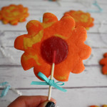 It's a keeper these are so yummy and easy. DIY flower cookie lollipop recipe and tutorial