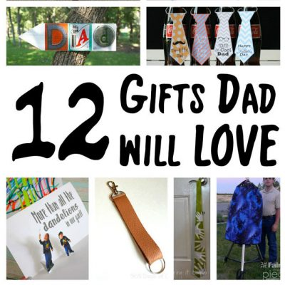 12 Gifts Dad Will Love and Block Party