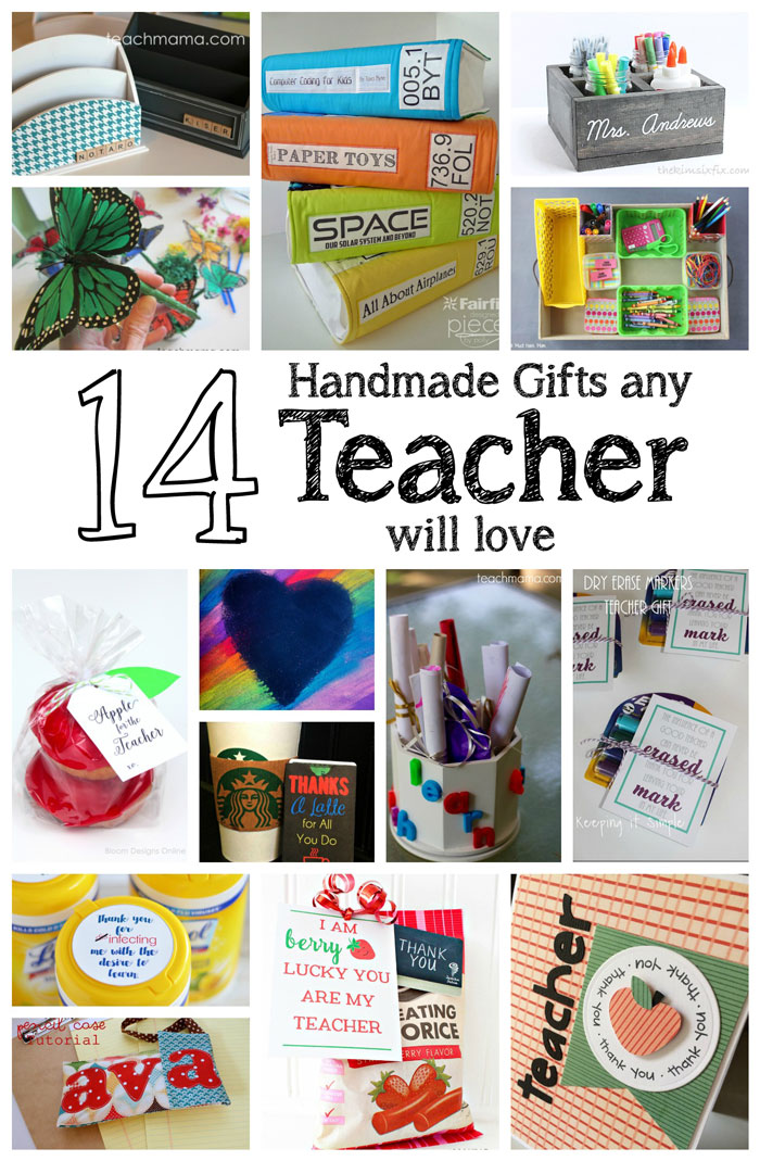 14 diy teacher gifts any teachers will love   rae gun