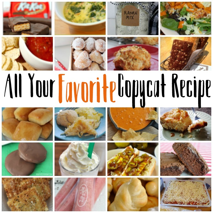 20 Copycat Recipes For Your Favorite Restaurants And Block