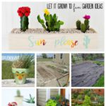 Let it grow 10 fantastic DIY garden ideas and projects