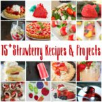 Tons of great recipes for strawberries and a few strawberry crafts too.
