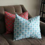 My favorite DIY pillowcase tutorial.