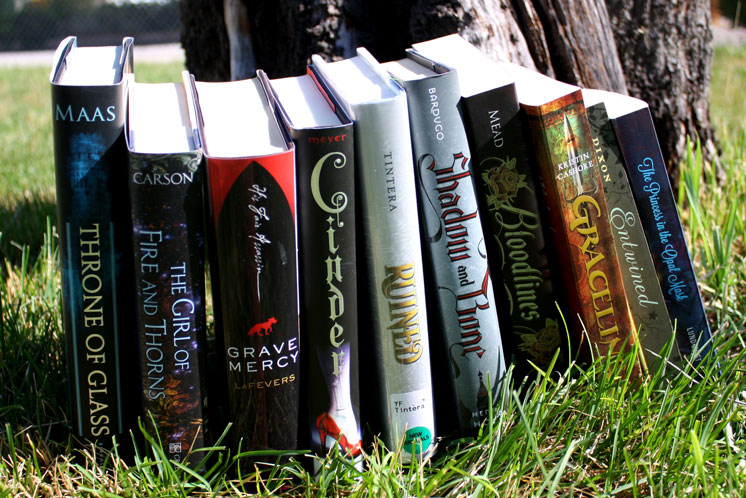 20+ Royalty reads. Lots of awesome YA books with royal characters, castle settings, etc. Some of my all time favs.