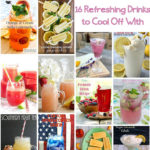 16 refreshing drink recipes to cool off with this Summer