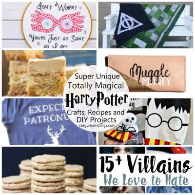 Happy Harry Potter Series: Days 7 + 8