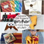 Fun DIY Harry Potter Projects for Everyone!