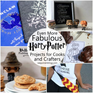 Some of the best Harry Potter crafts and recipes I've seen. I want to make them all!