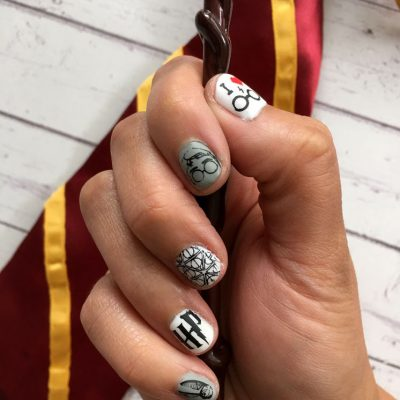 Harry Potter Nails Tutorial